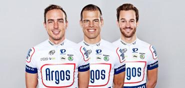 Este año el equipo Argos Shimano pertenece a la categoría Pro Tour