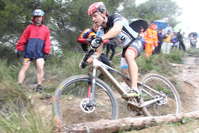 Manuel Rafael Lozano, ganador en Máster 30 en Albolote