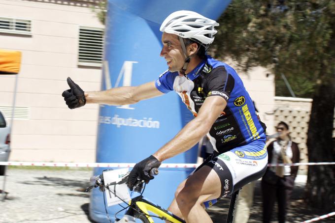 José Miguel Suárez, vencedor en Coin