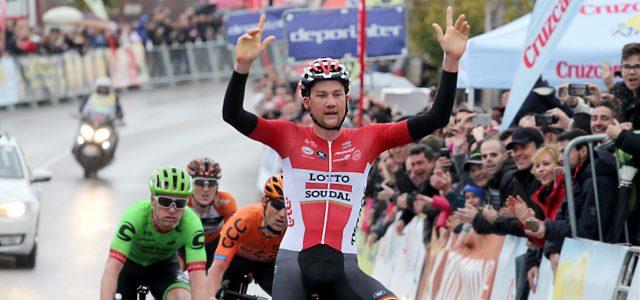 Fotogalería de la quinta etapa en la Vuelta a Andalucía, en la que concluye con la victoria del murciano Alejandro Valverde, que se impone por quinta vez en la Ruta […]