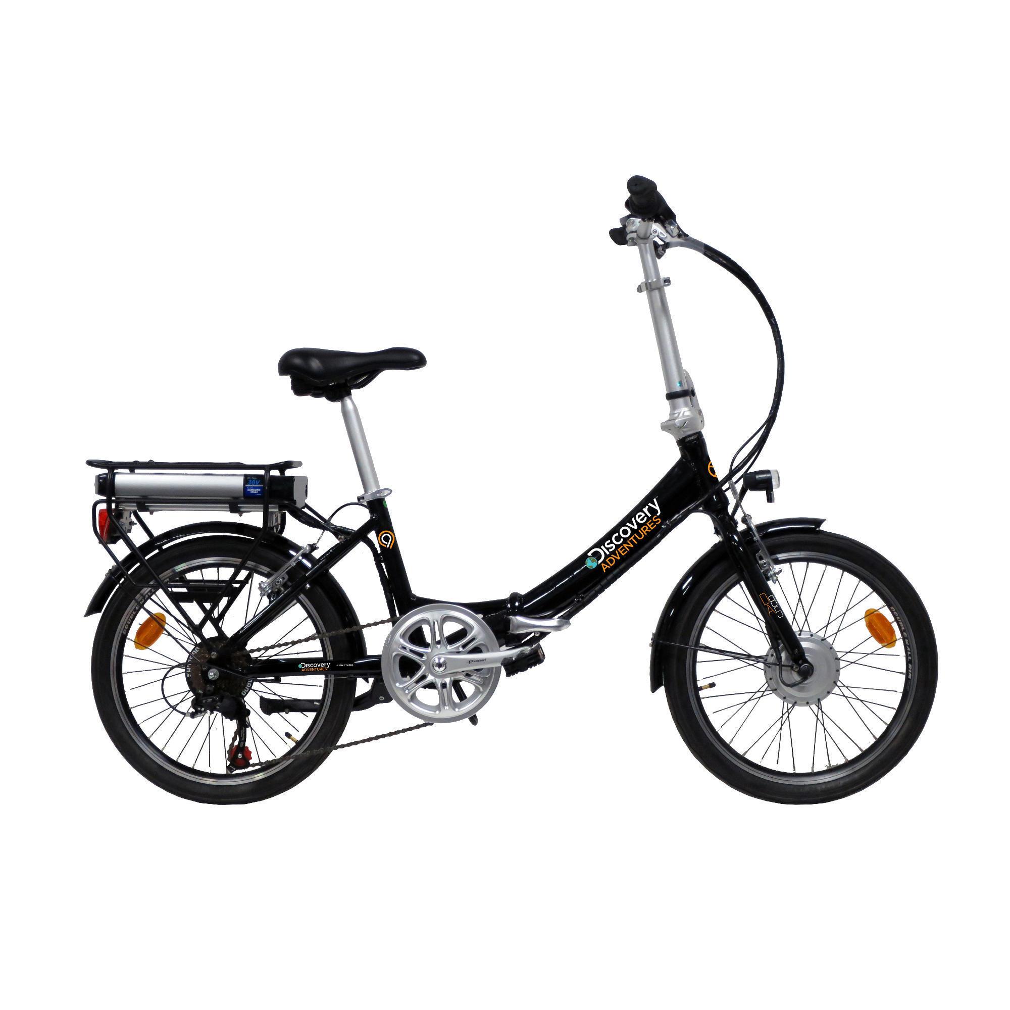 Comprar la bicicleta eléctrica plegable Discovery Adventures E2000