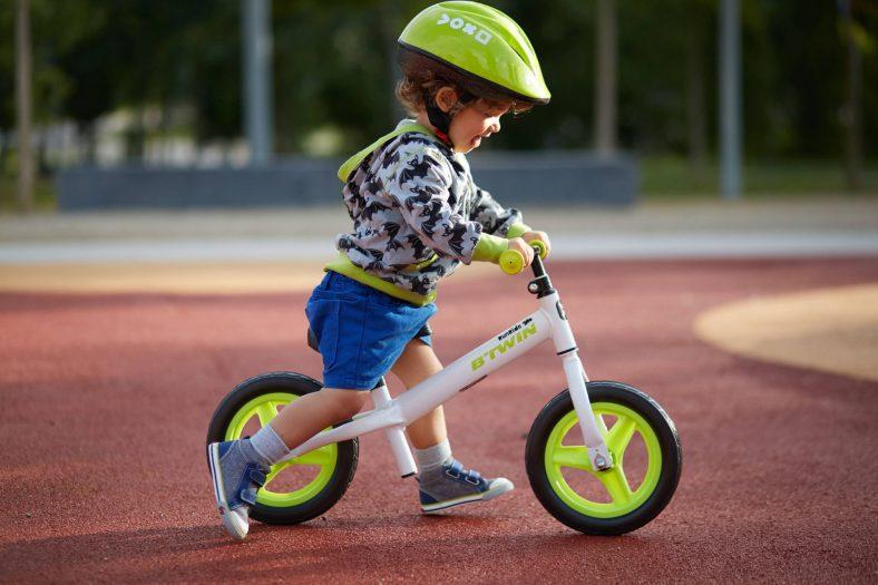 Mejores bicicletas sin pedales para niños de Decathlon