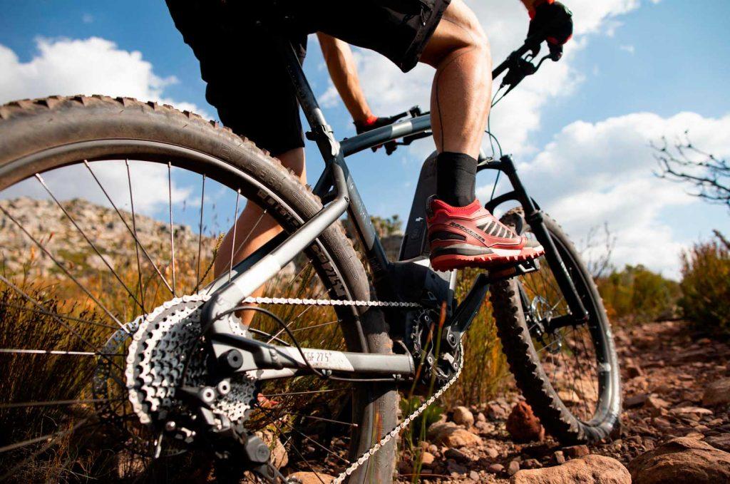 La mejor bicicleta eléctrica de montaña de Decathlon- Rockrider EBIKE eST-900