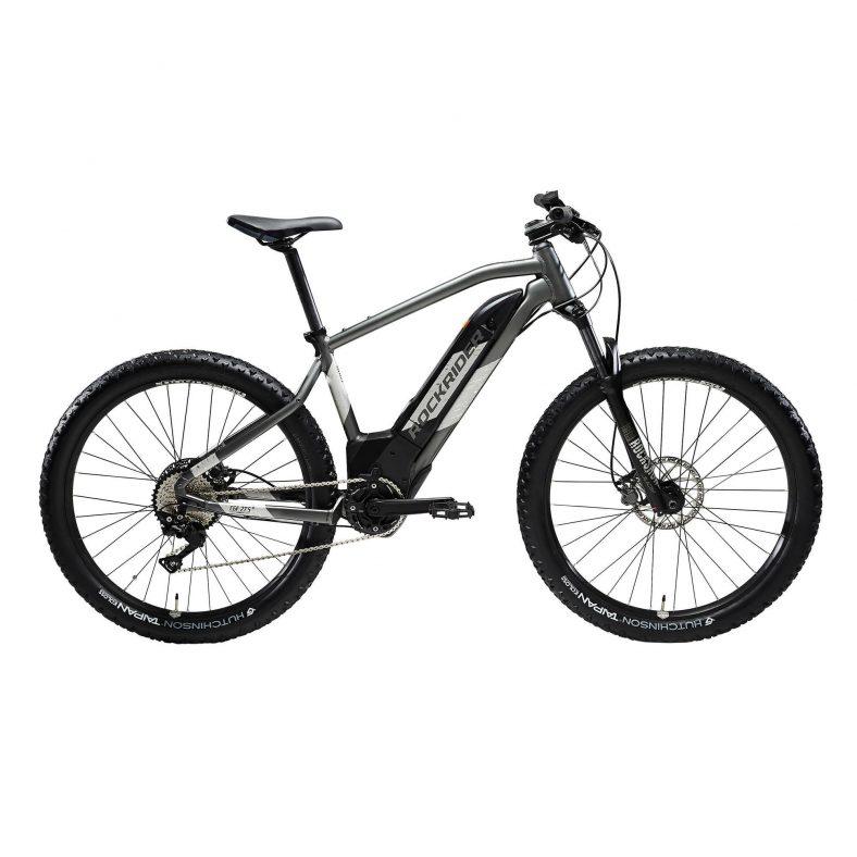Comprar la bicicleta eléctrica de montaña Rockrider EBIKE ST 900 - Análisis, opiniones y precio