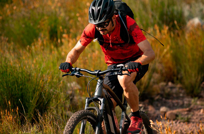Bicicletas eléctricas de montaña Decathlon - Rockrider EBIKE ST