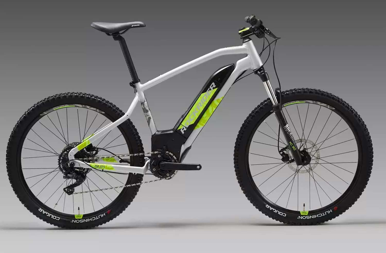 Análisis: bicicleta eléctrica Rockrider e-ST 520 (27,5''). Review, opiniones y precio